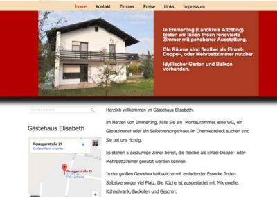 Gästehaus Elisabeth – Emmerting